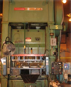 Metal Manufacturing Equipment