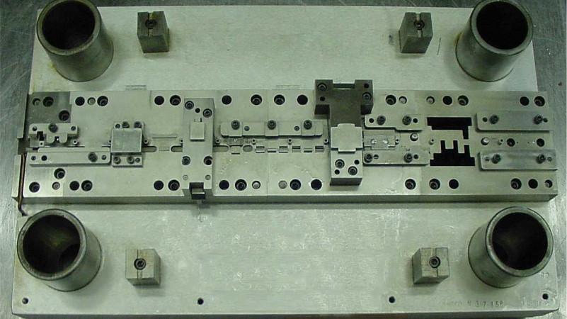 Metal Stamping Tool