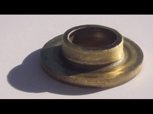 Stamped Brass Eyelet