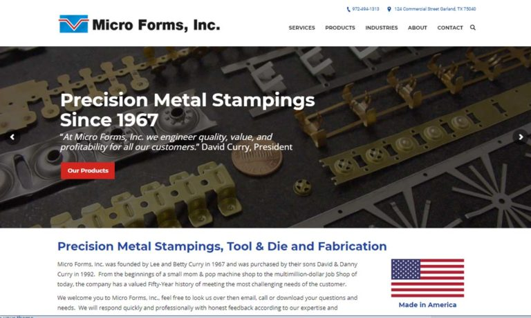 Micro Forms, Inc.
