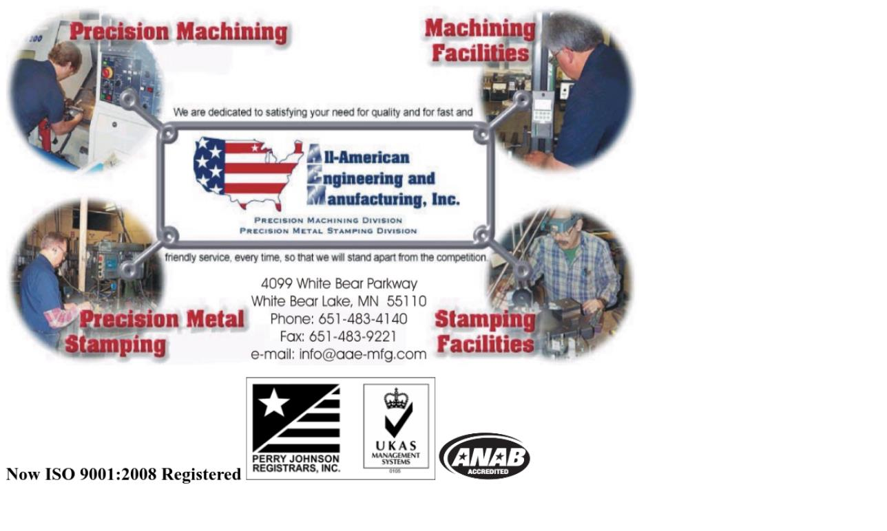 All-American Engineering & Manufacturing
