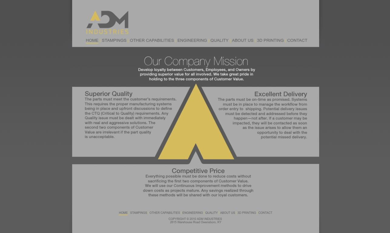 ADM Industries