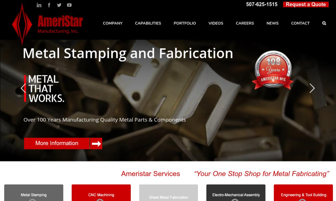 More Metal Stamping Company Listings