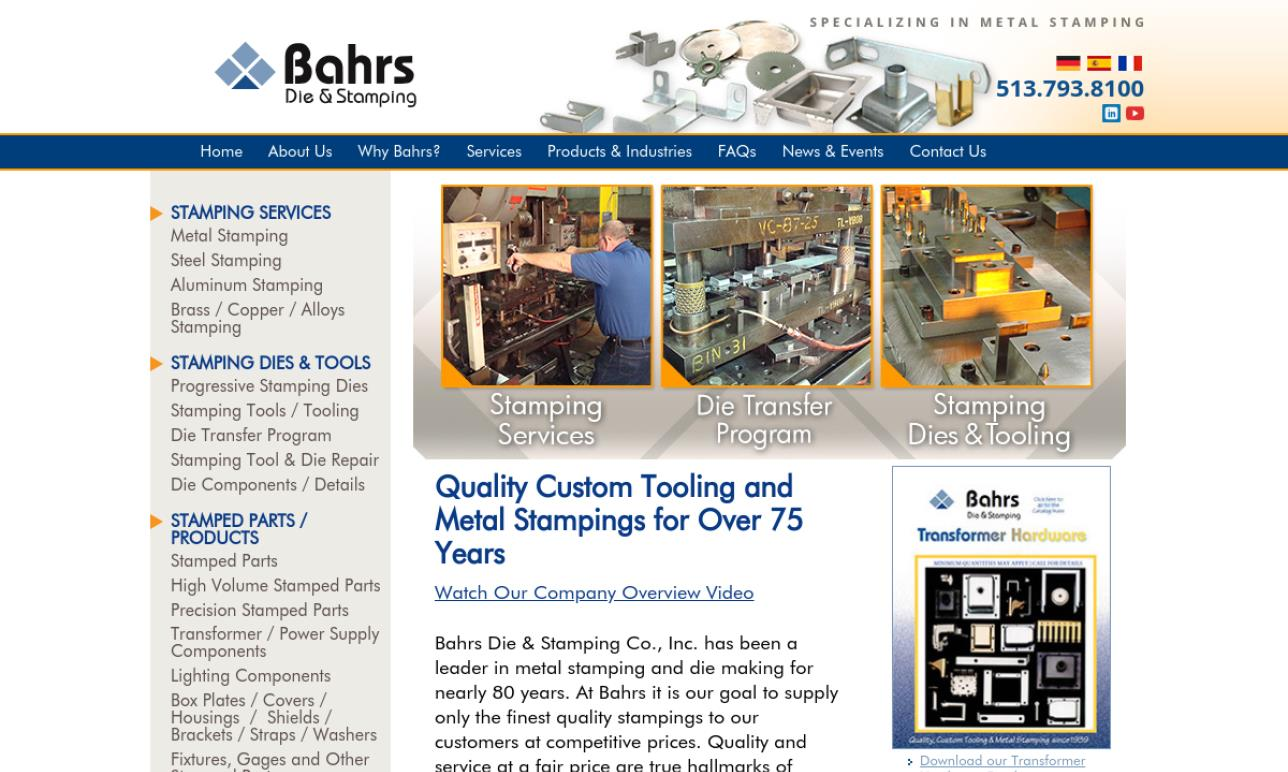 More Metal Stamping Company Listings