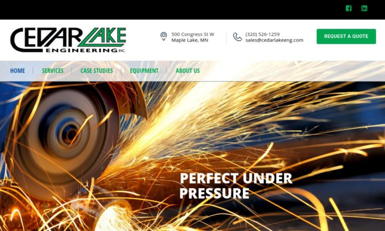 Cedar Lake Engineering, Inc.