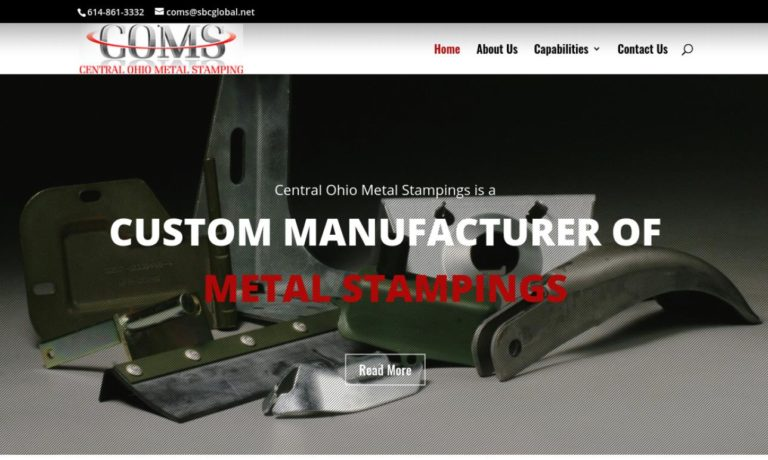 Central Ohio Metal Stamping