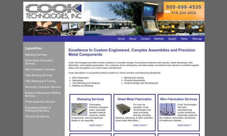 Cook Technologies, Inc.