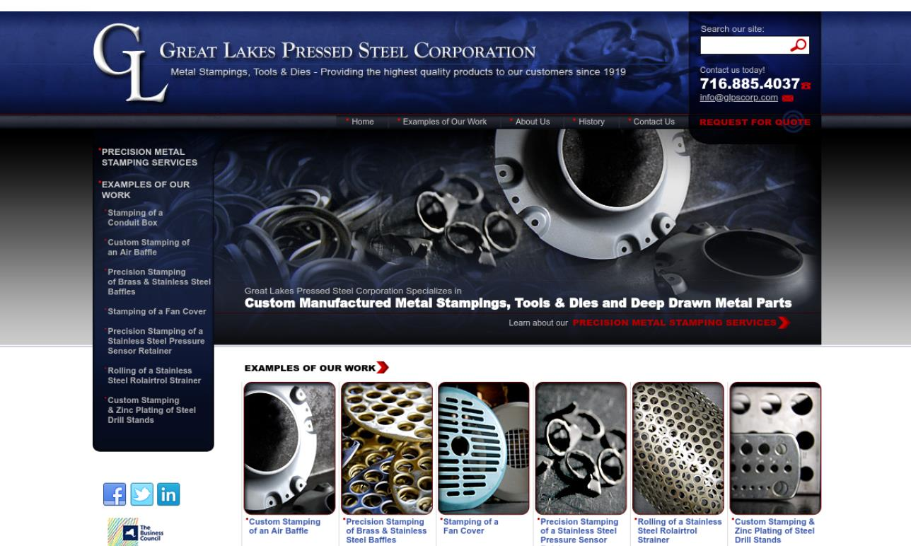 Great Lakes Pressed Steel Corporation