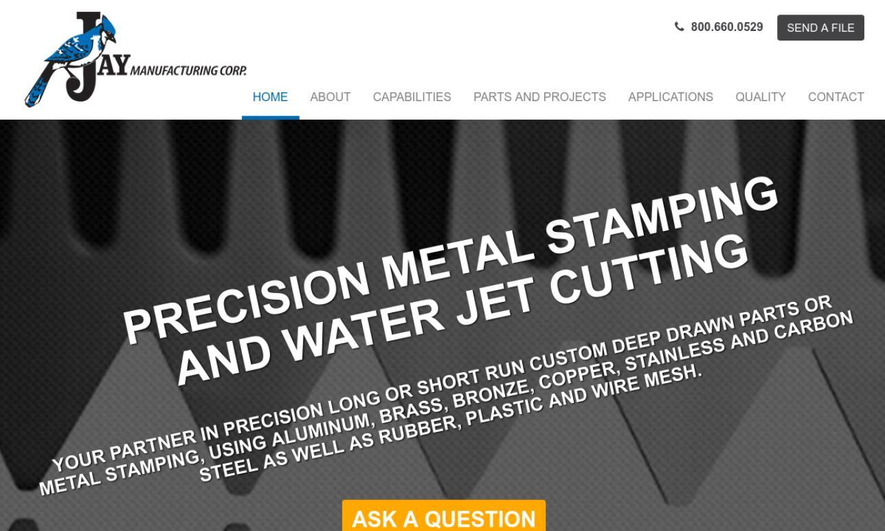 New Brunswick Metal Stamping Companies | Metal Stamping