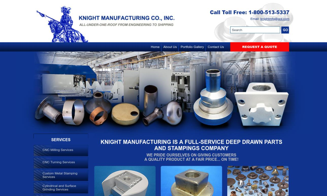 Knight Manufacturing Co., Inc.