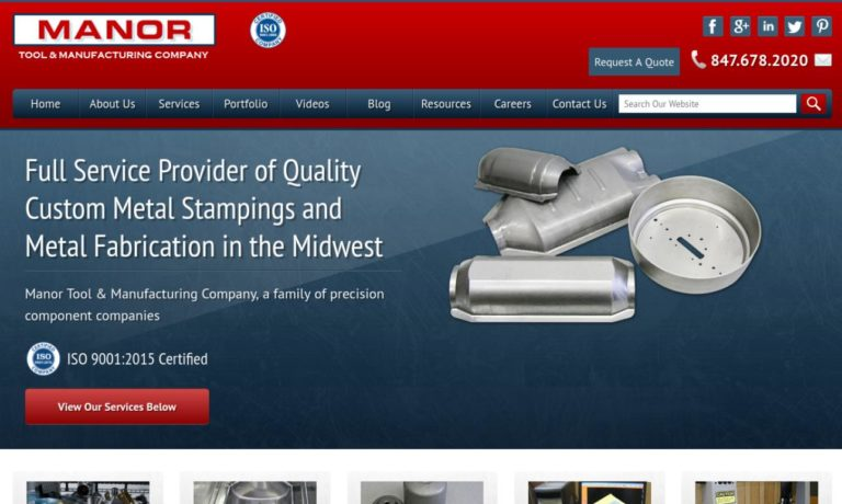 Manor Tool & Manufacturing Company