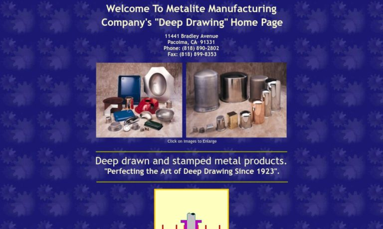 Metalite Manufacturing Company