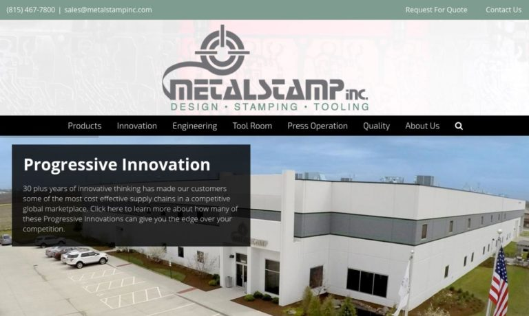Metalstamp Inc.