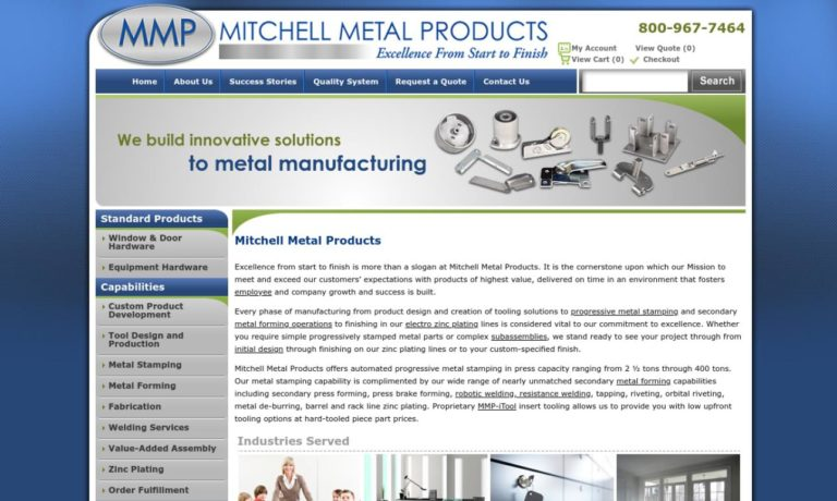 Mitchell Metal Products