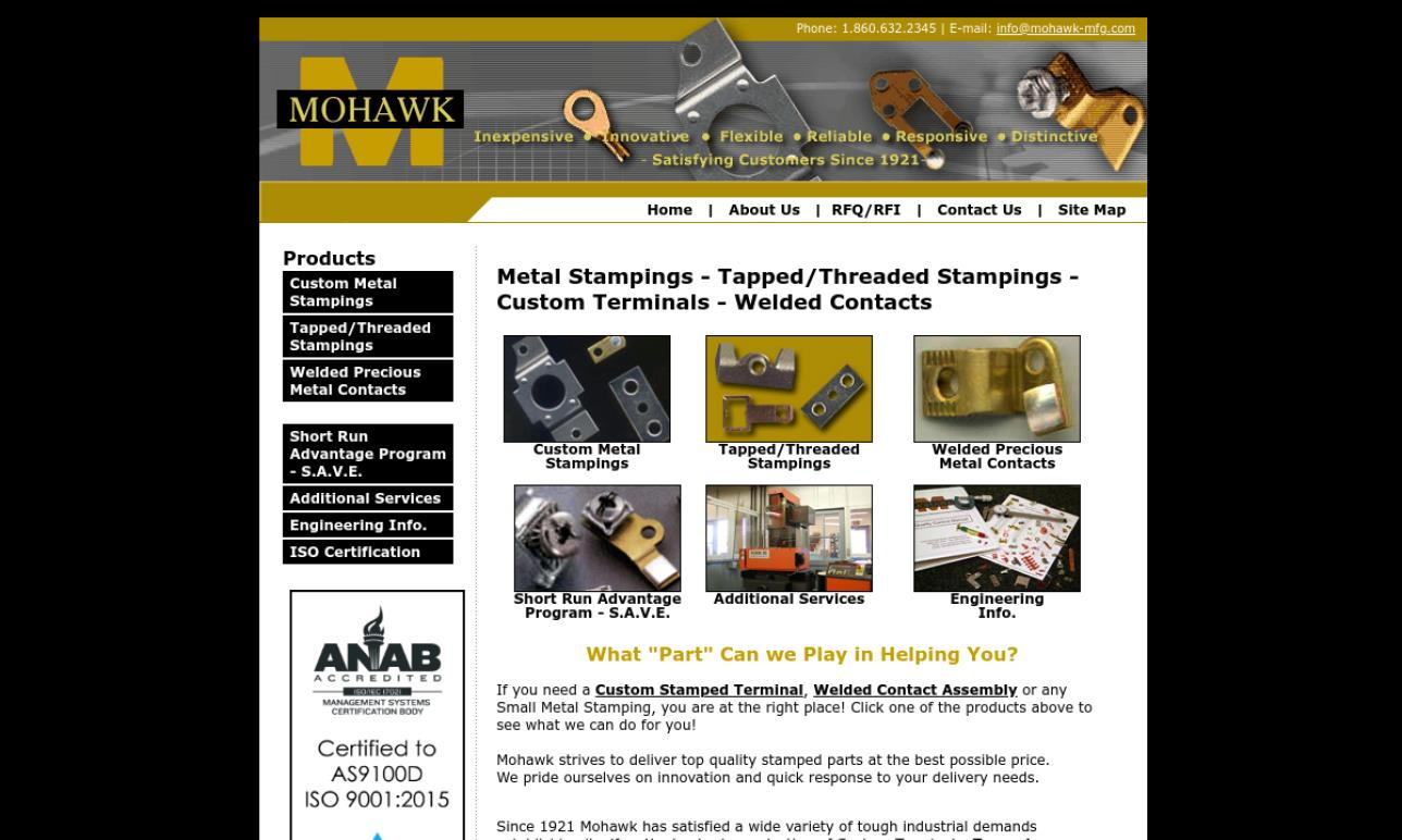 Mohawk Manufacturing Company