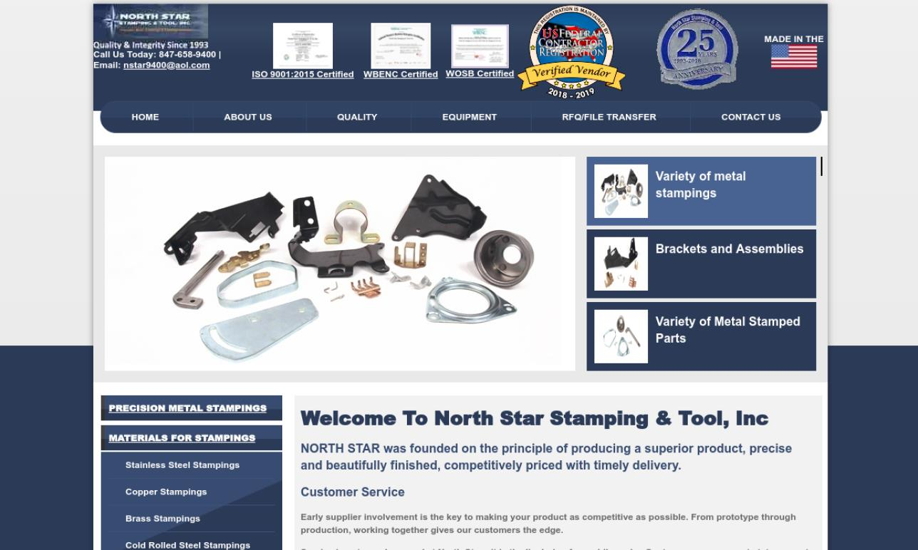 North Star Stamping & Tool, Inc.