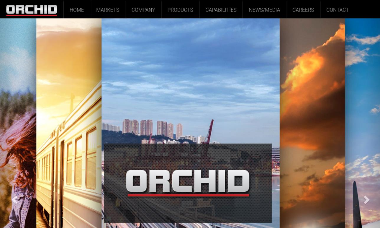 Orchid International