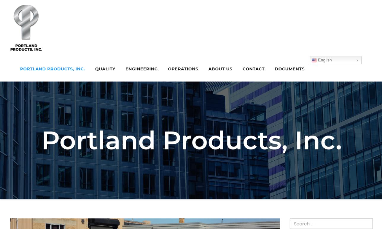 Portland Products Inc.