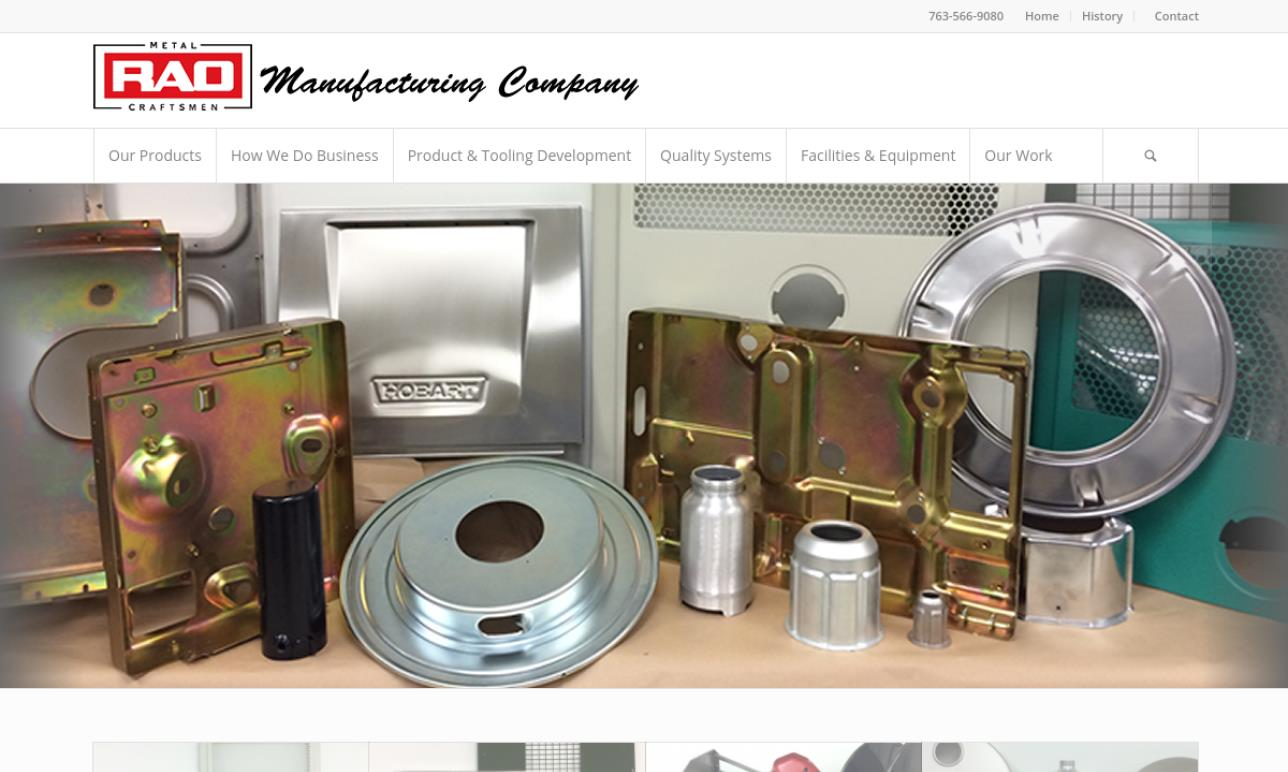 RAO Manufacturing Company
