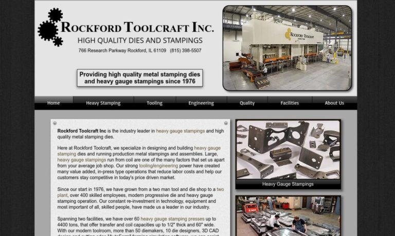 Rockford Toolcraft, Inc.