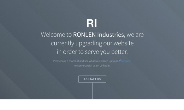 Ronlen Industries, Inc.
