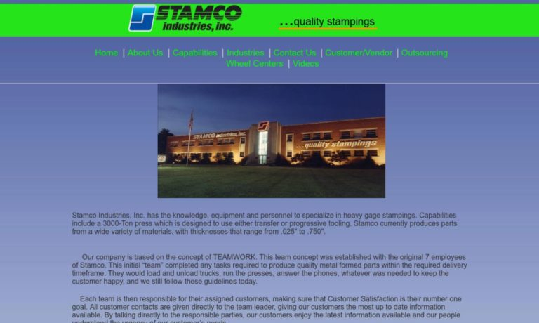 Stamco Industries