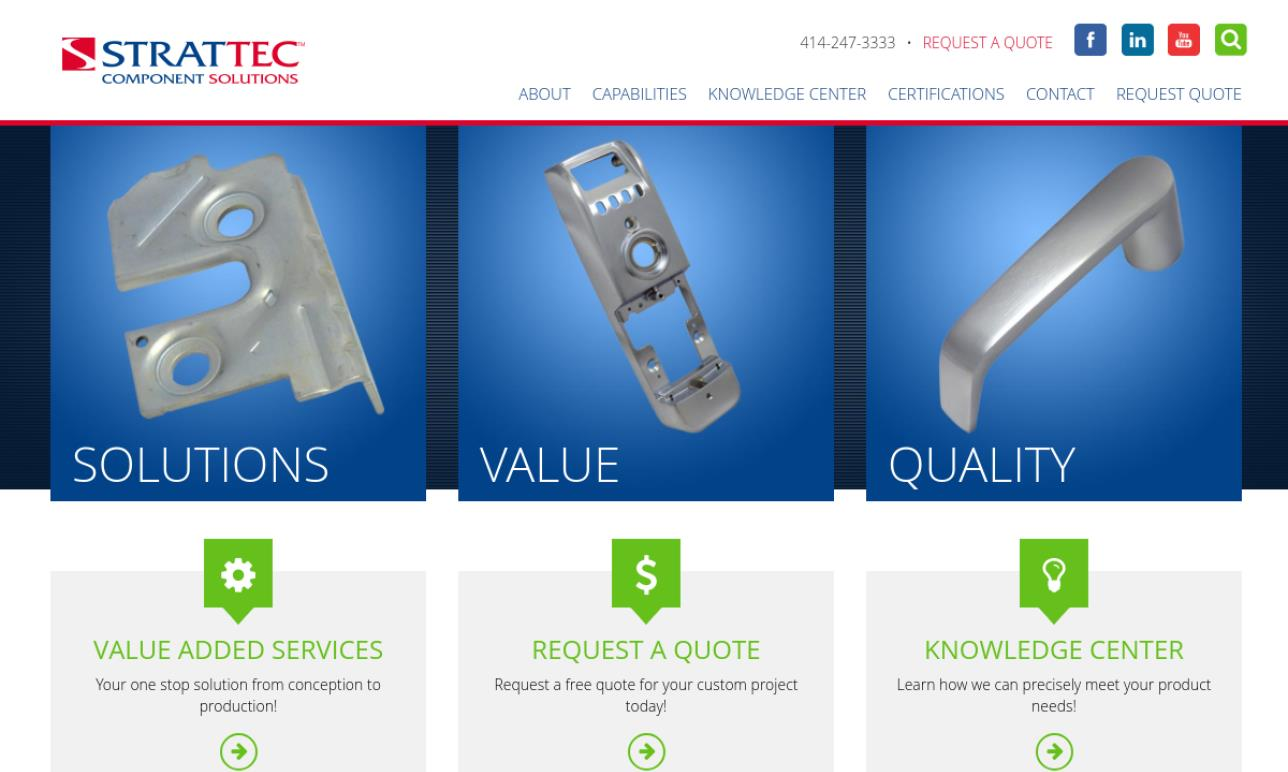 STRATTEC Component Solutions