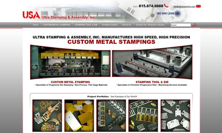 Ultra Stamping & Assembly, Inc.
