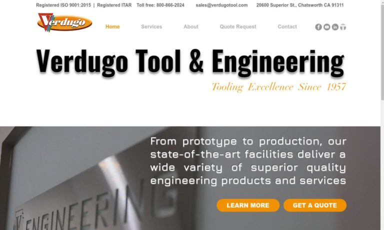 Verdugo Tool & Engineering Co.