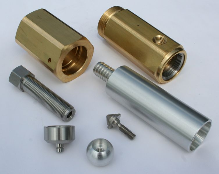 Threaded Rods Manufacturers – H & R Screw Machine Products, Inc.