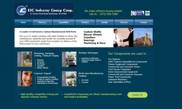 EIC Industry Group Corporation
